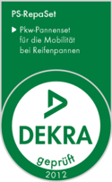 DEKRA Siegel PS Repa Set