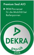 Premium-Seal ist Dekra geprüft